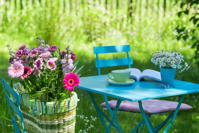 Att göra i trädgården i Maj